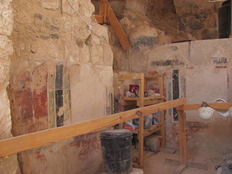 herodium frescos