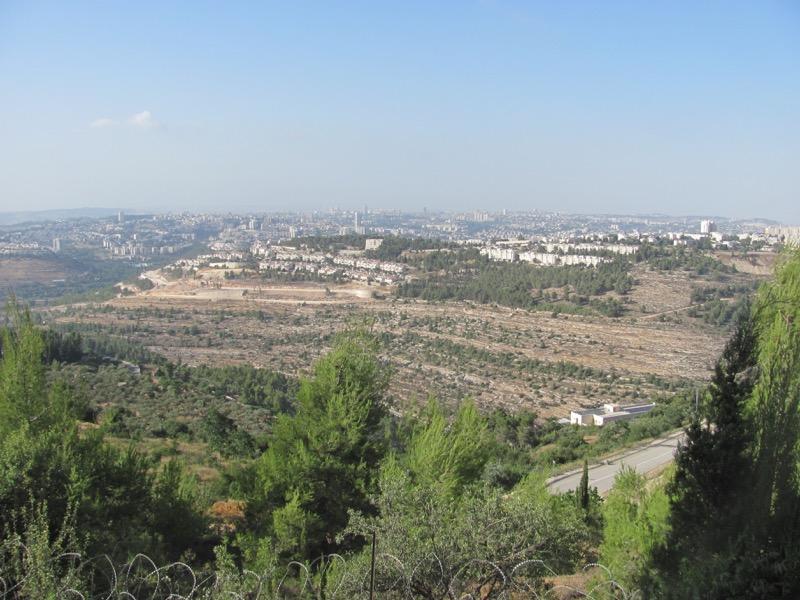 jerusalem har gilo
