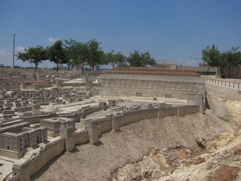 jerusalem-model-israel-museum