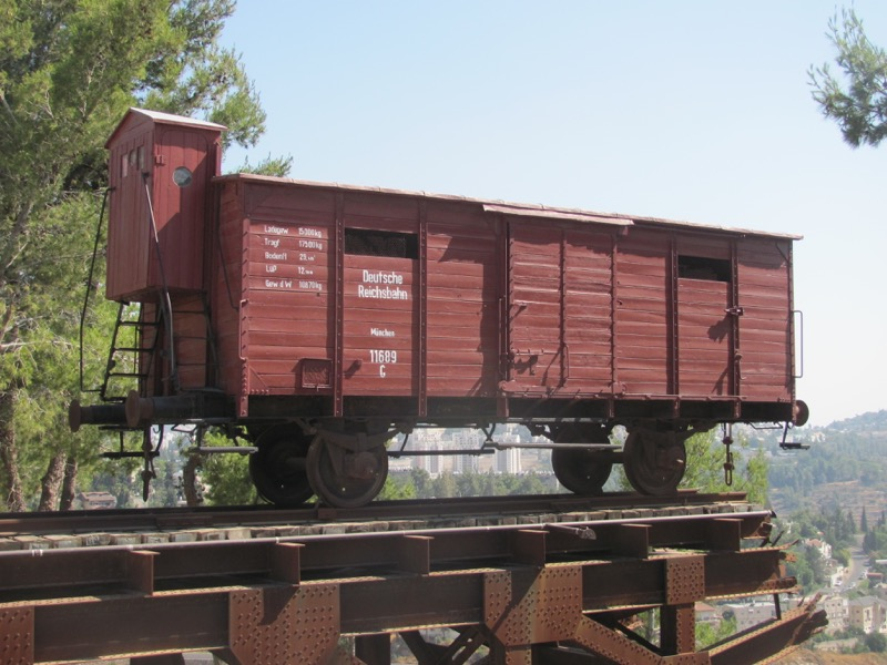 train-yad-vashem