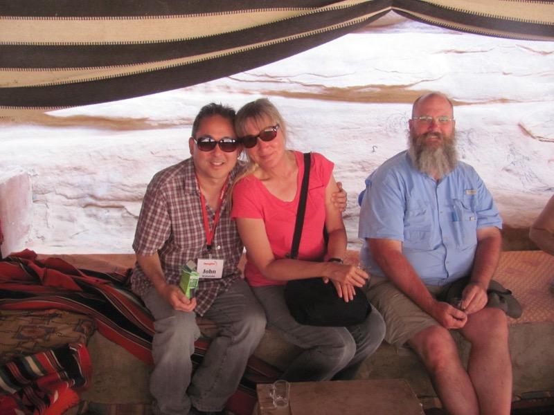 Wadi Rum-Beduion tent
