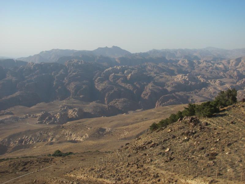 Petra-Edom-Seir