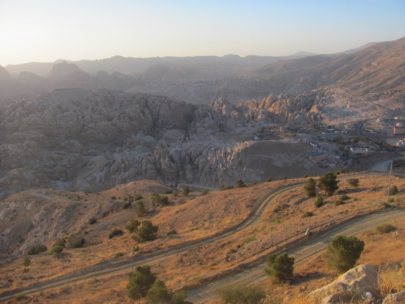 Petra-Jordan-seir