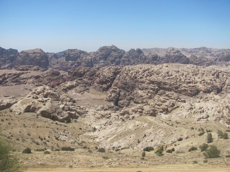 Petra, Mt. Seir