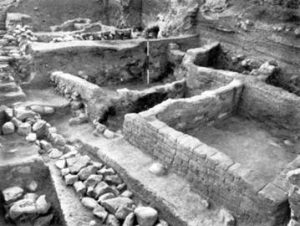 john garstangs excavation of jericho in 1930s