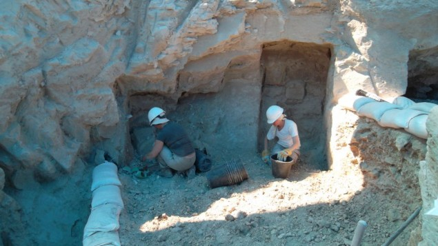 "Galilean ""Stone Factory"" Discovered from Time of Jesus"