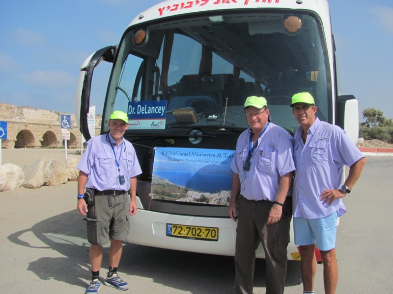 john delancey biblical israel ministries and tours