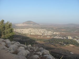 mt tabor jezreel valley