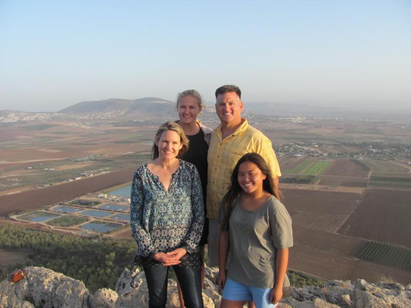 the morgans jezreel valley