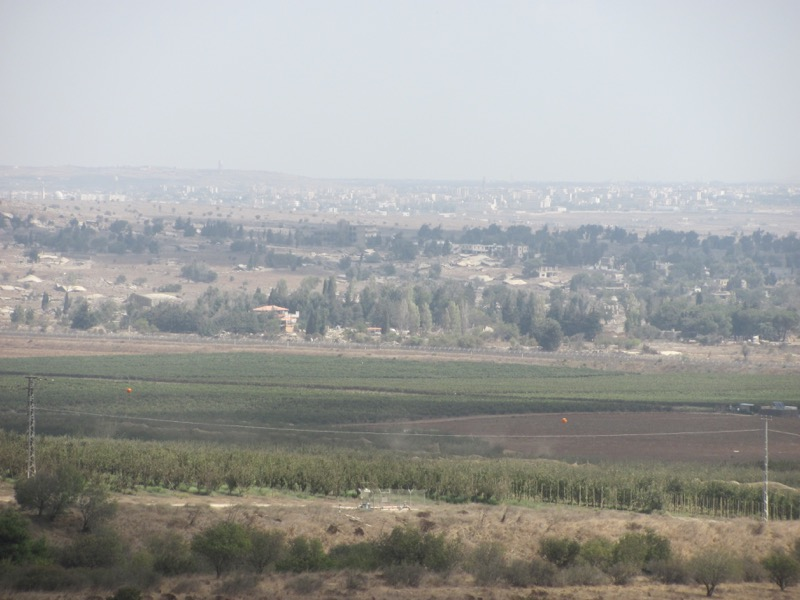 quneitra syria