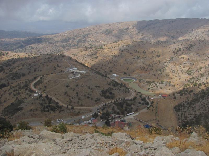 ski resort israel