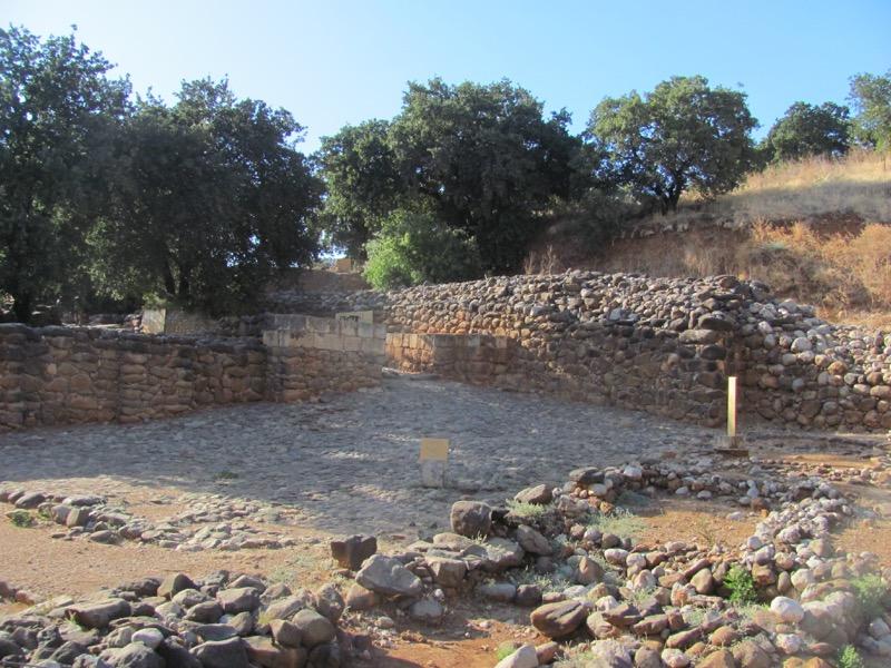 dan israelite gate
