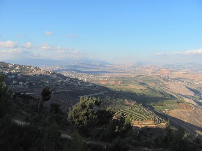 misgav am view of lebanon