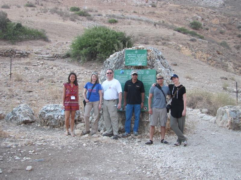 arbel hike israel