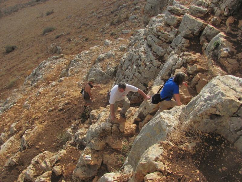 mt arbel hike israel