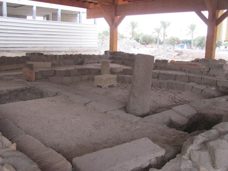 magdala synagogue
