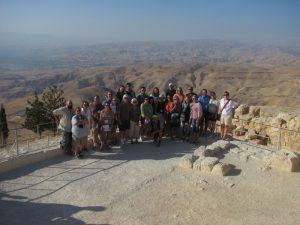 Mt. Nebo, Jordan