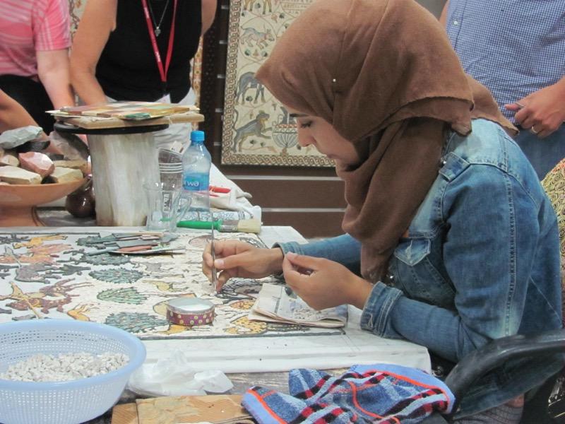 mosaic school medeba