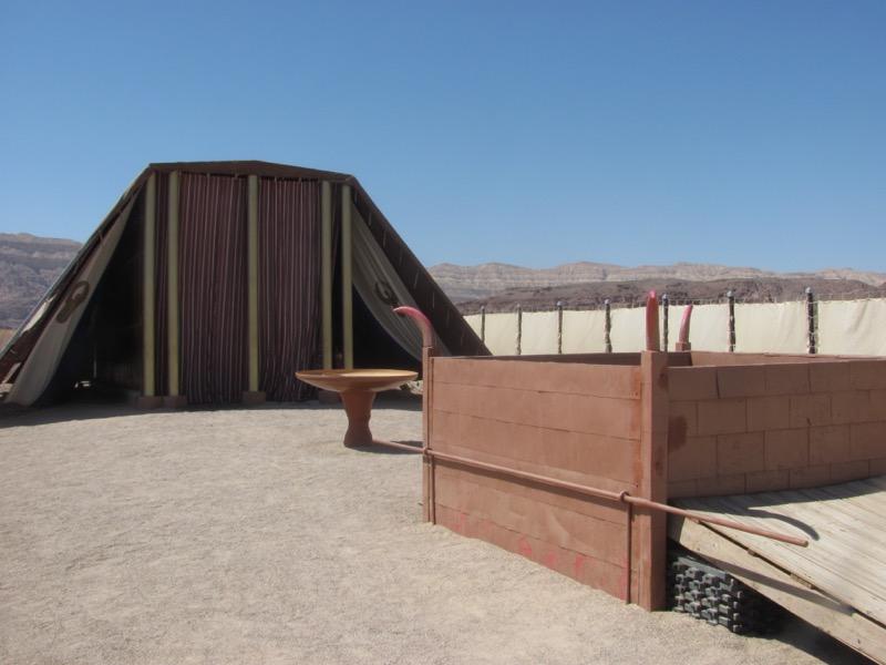 tabernacle timnah