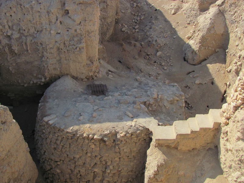 jericho tower israel