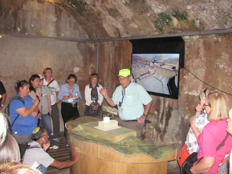 western wall tunnel jerusalem