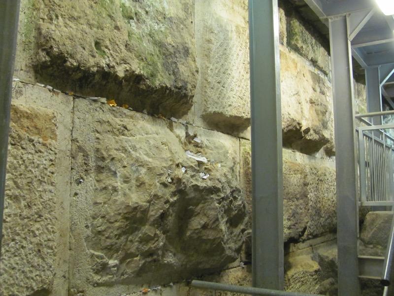 herodian stone jerusalem temple