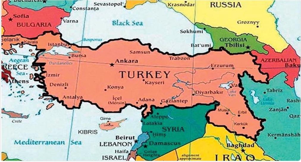 Turkey, Erdogan, Syria, Israel & End Times