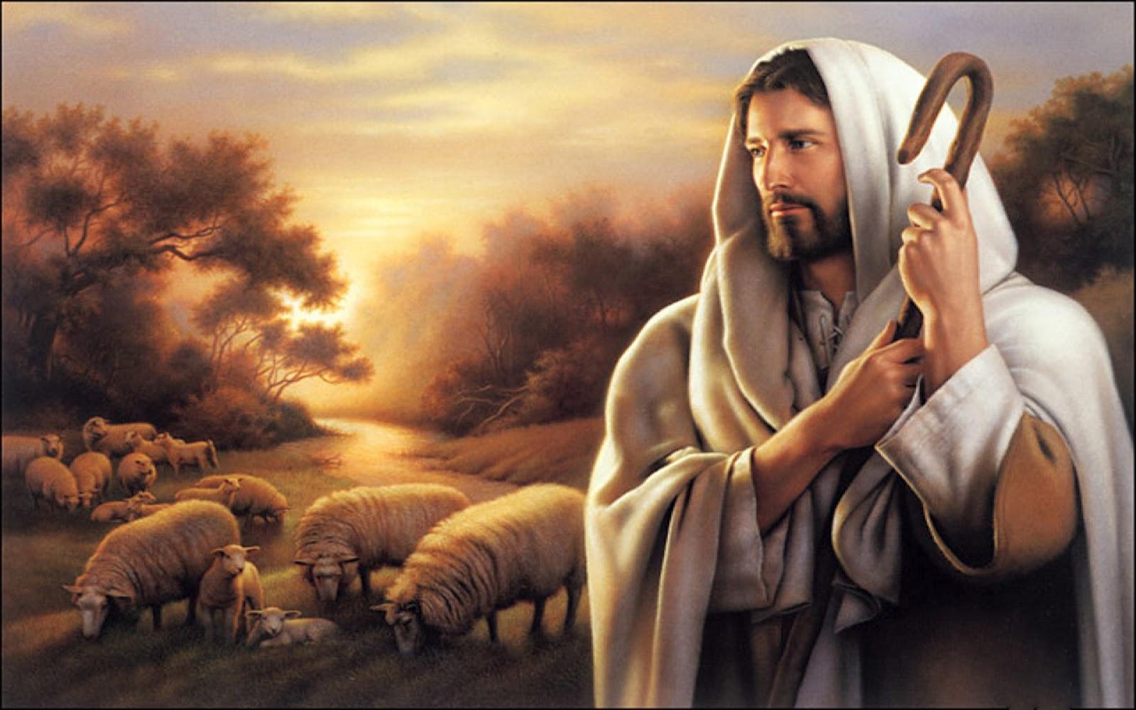 The Lost Sheep & Good Shepherd