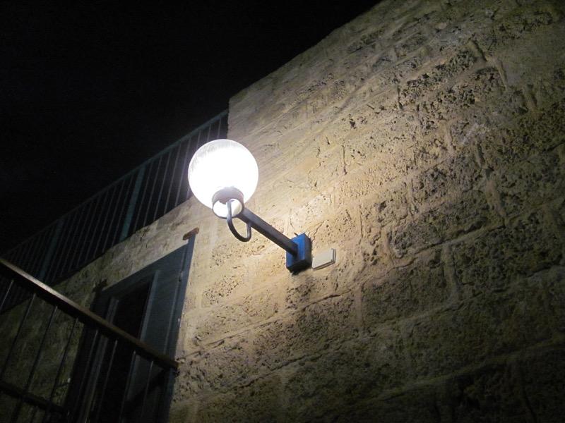jaffa israel light