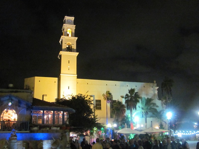 st. peter's church jaffa israel