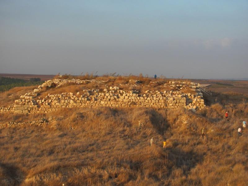 lachish palace israel