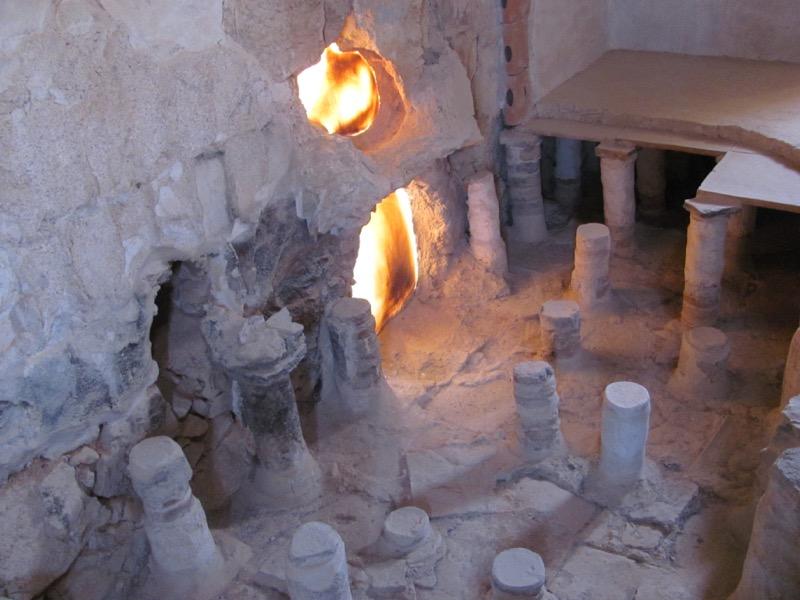 masada bathhouse