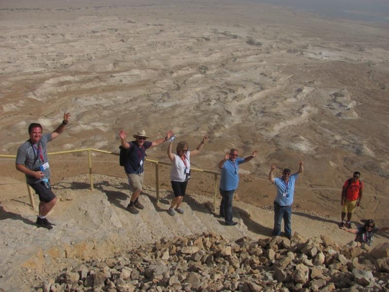 masada snake path