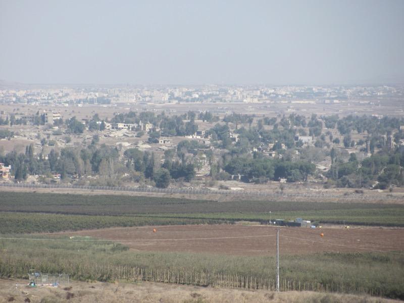 Kunetra syria