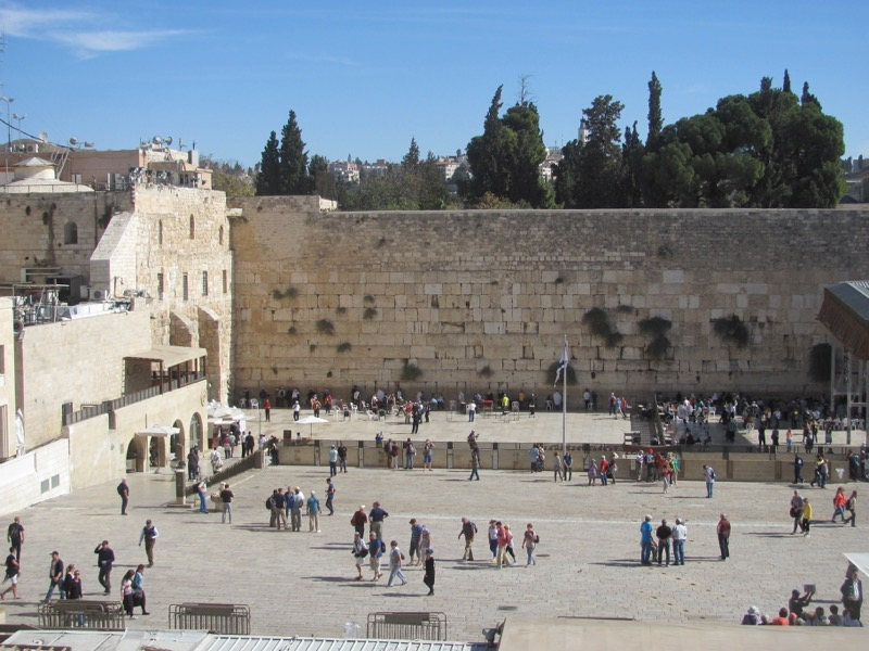 "Jerusalem – the ""Eye of the Universe"""