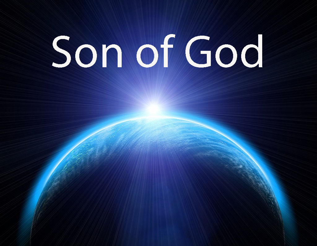 "The Coming of Jesus, the ""Son of God!"""