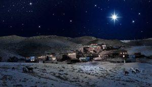 Bethlehem manger