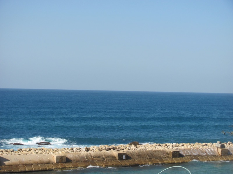jaffa port israel