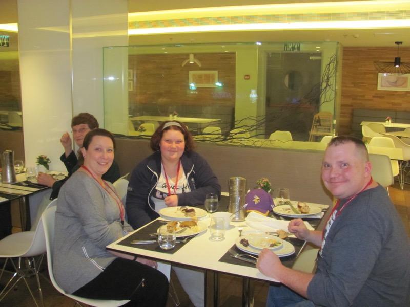 leonardo hotel dinner israel