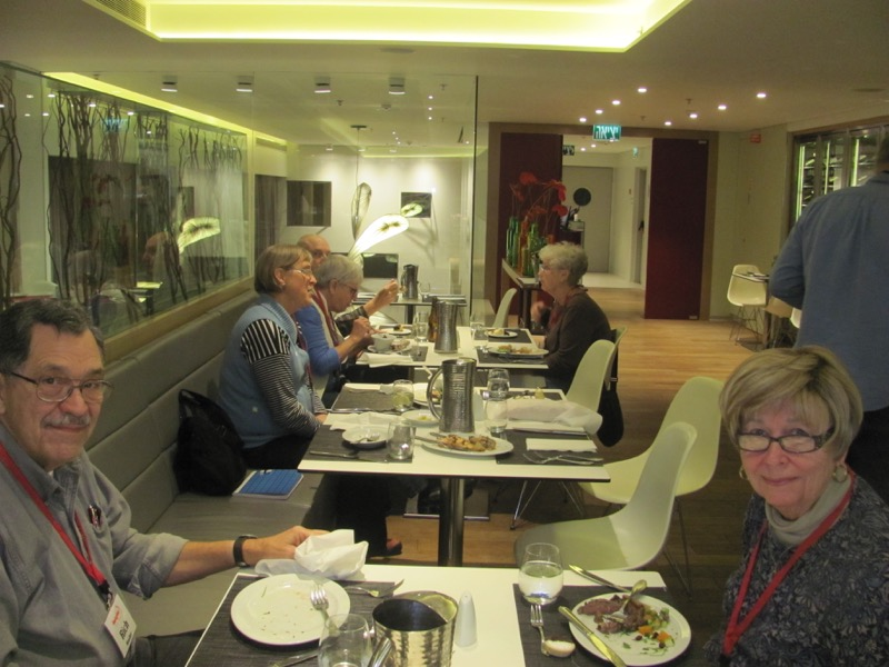 dinner leonardo hotel israel