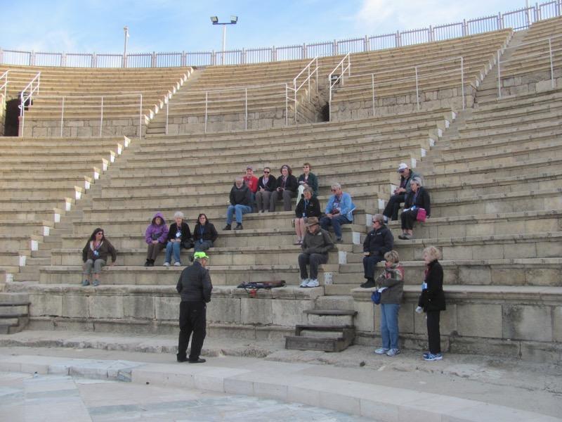 Caearea theater