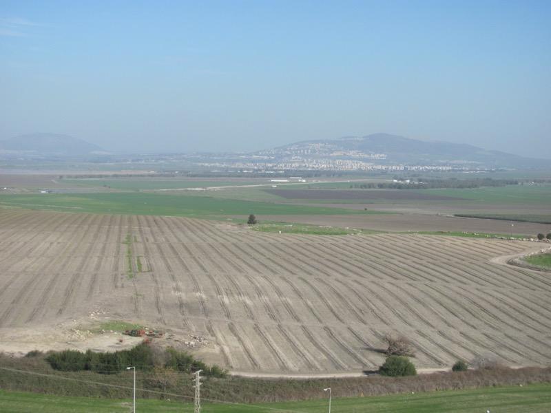 jezreel valley armegeddon