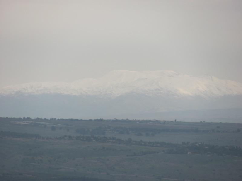Mt. Hermon Israel