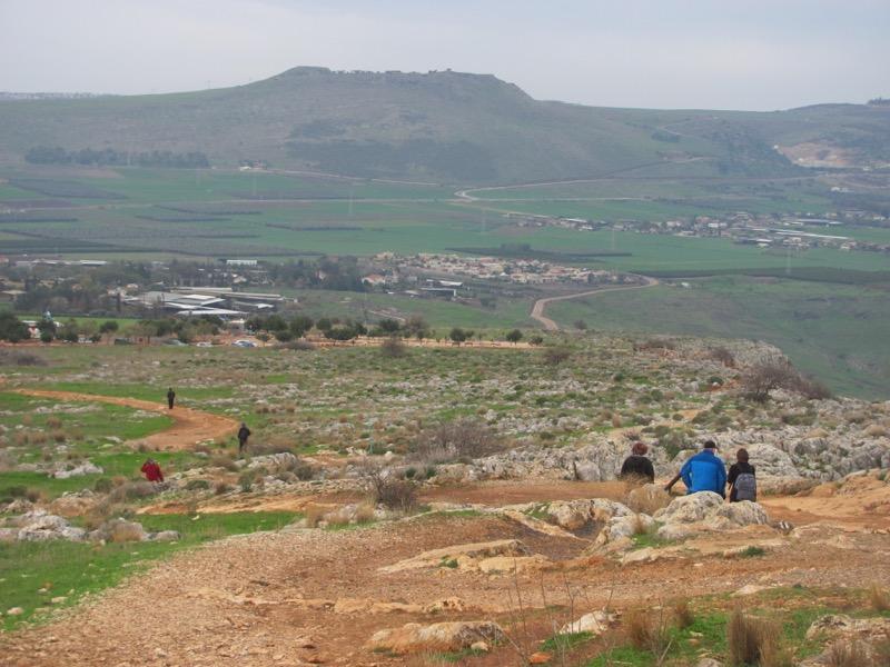 Horns of Hattim Israel