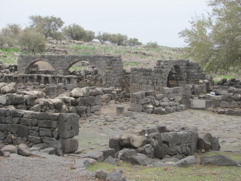 chorazim ruins israel