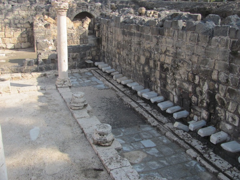public latrin beth shean israel tour