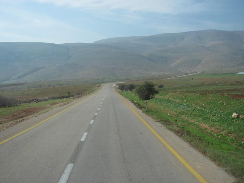 samaritan hill country israel tour