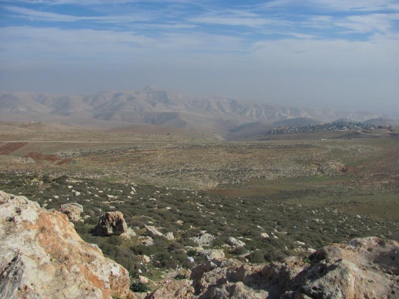 samaritan hills israel tour