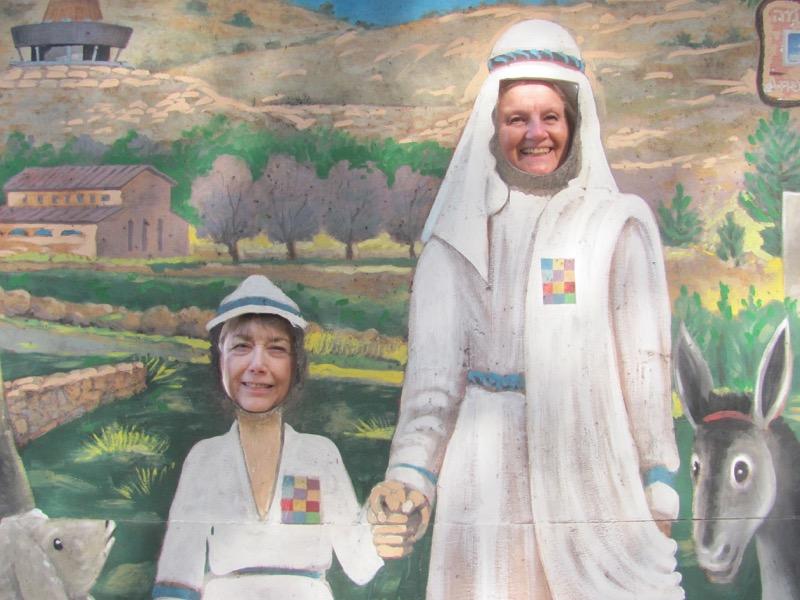 shepherds at shiloh israel tour