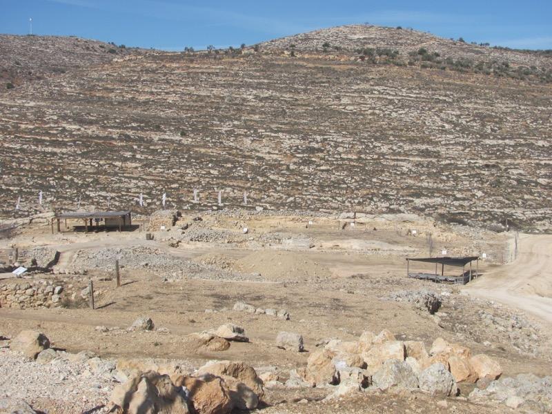 shiloh tabernacle israel tour